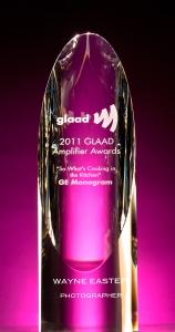 GLAAD Amplifier Award
