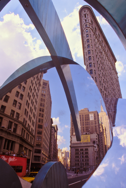 art, perception, abstract, mirror, sculpture, photo, photography, New York City,