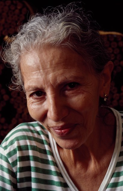 Rosa Sanchez, Cigar maker, Honduras, Portrait
